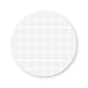 witte ruitjes op een grijze achtergrond