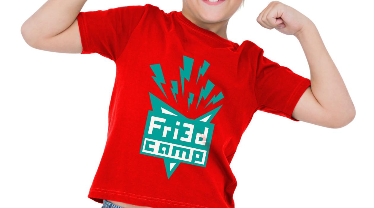 Fri3d Camp logo