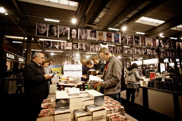 De boekenbeurs - Foto © boek.be